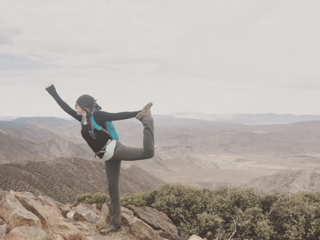 hike nazli takesh yoga