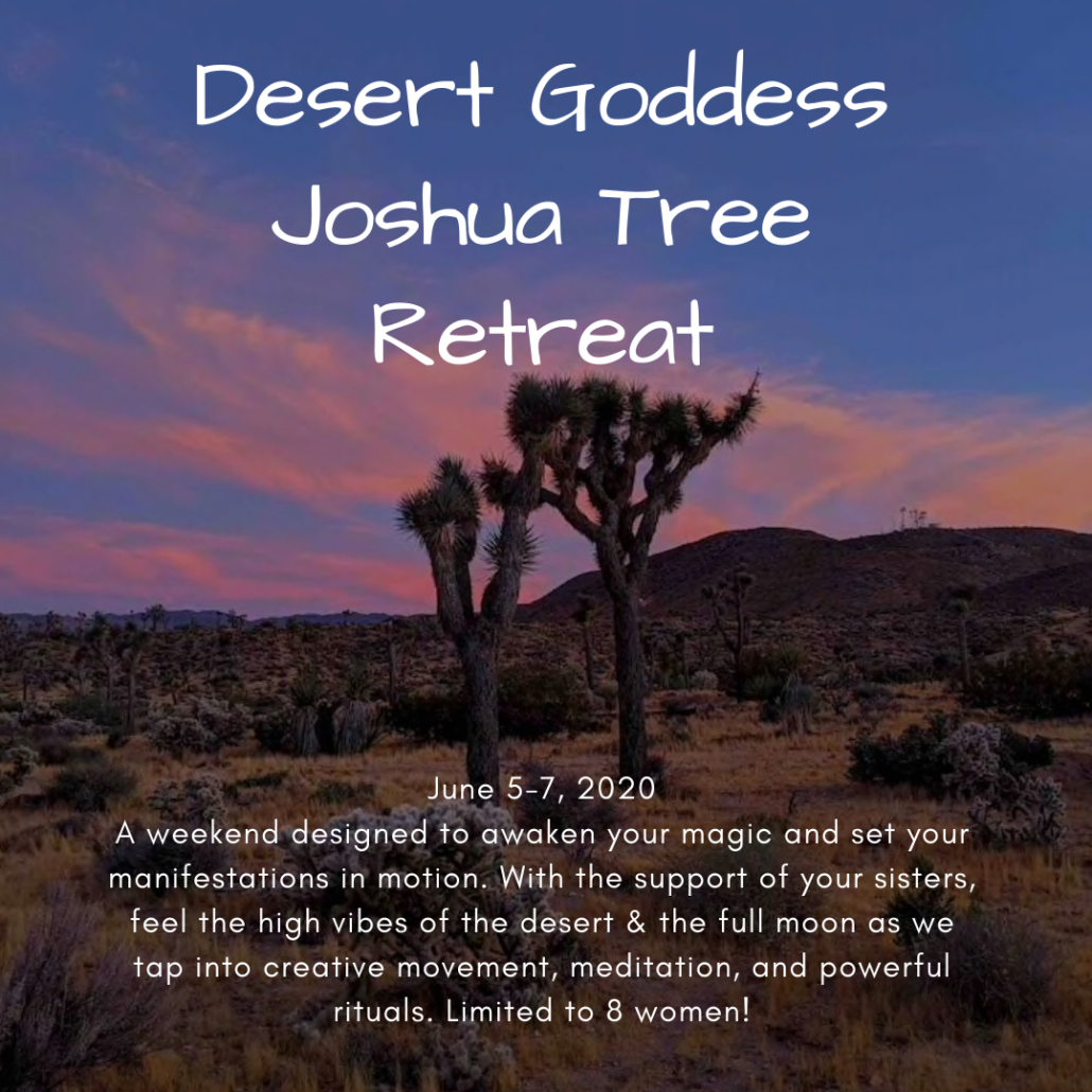 joshua tree retreat